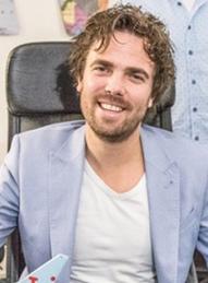 Foto van Eelko van Drongelen, oprichter WeFlyCheap