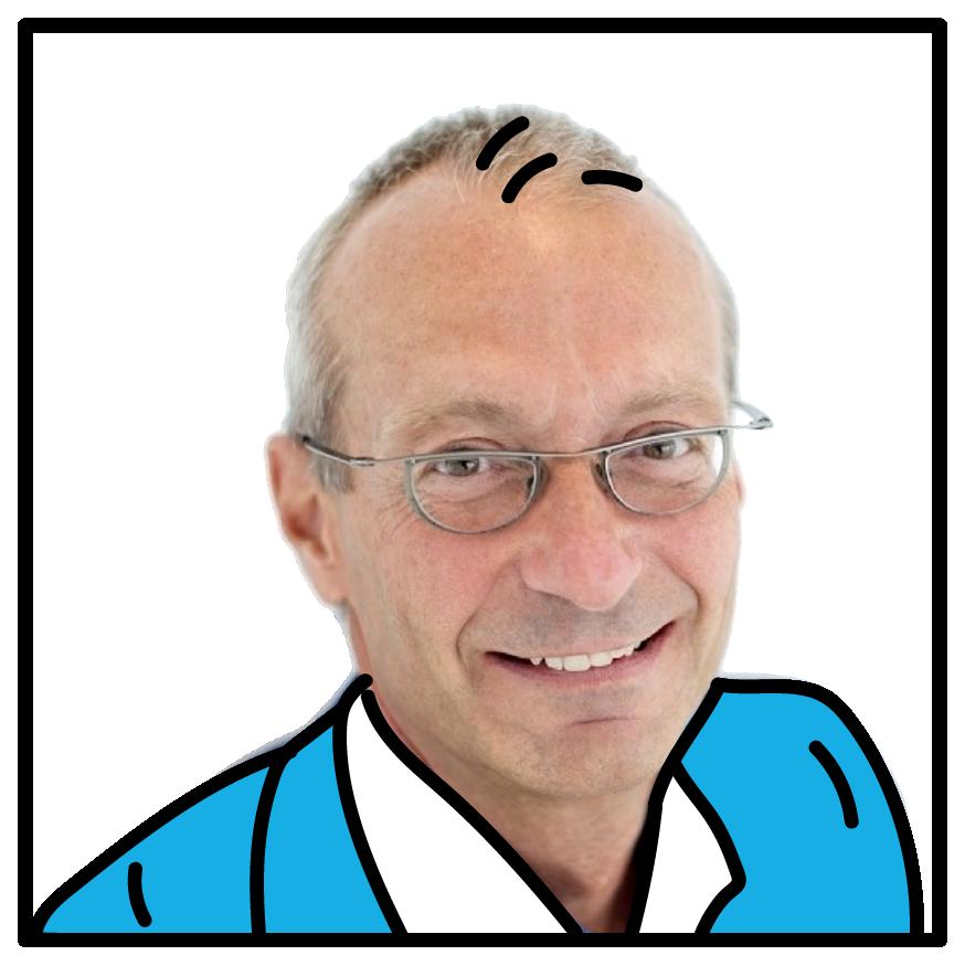 Portretfoto, Hans Snel over duurzaam ondernemen voor zzp in de Bright Academy, BrightPensioen april 2021