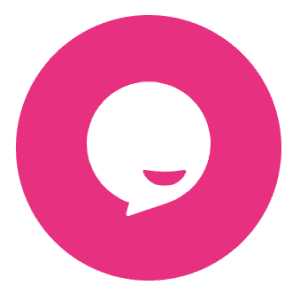 Chat ballon BrightPensioen nieuwe portal